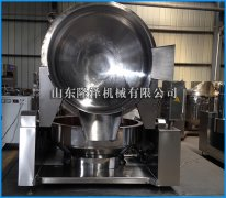 PLC调料搅拌设备